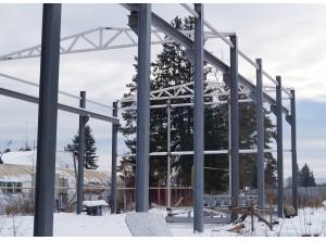 Строительство нового объекта 2019